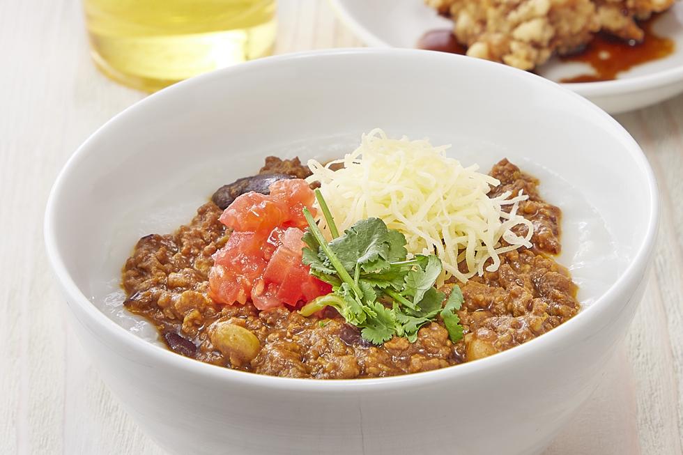 季節のおすすめメニュー「キーマカレー粥」が2月より販売開始いたします。